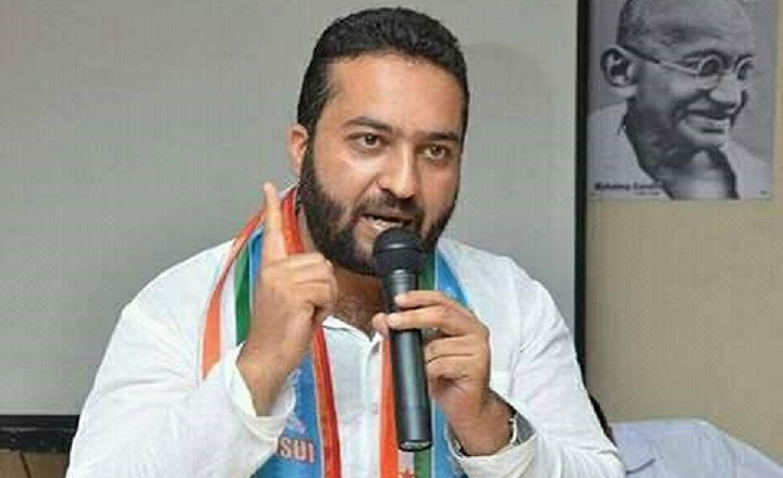 NSUI PRESIDENT RESIGN FROM POST 1 161018